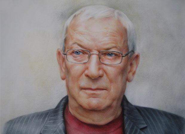 портрет на заказ по фото Москва